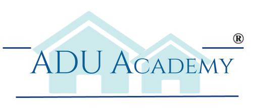 ADU Academy logo